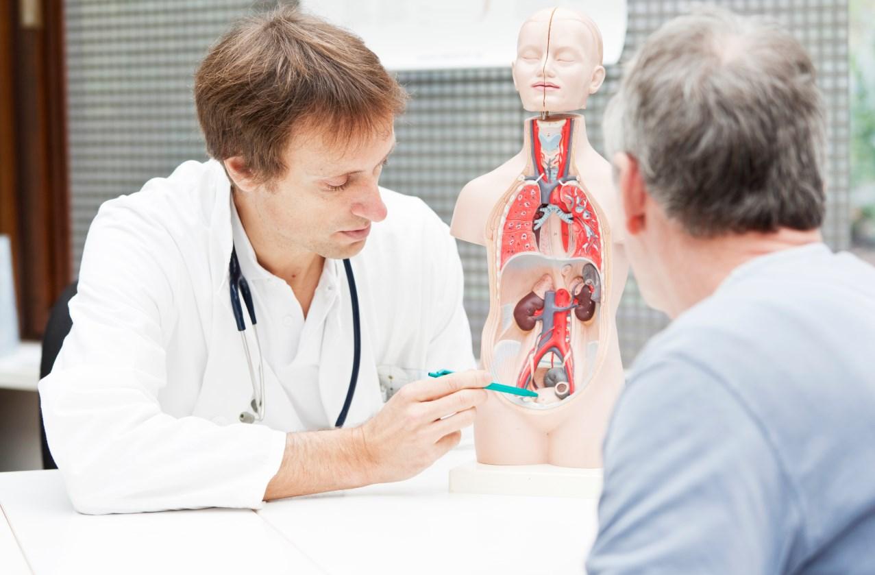 Консультация уролога перед МРТ надпочечников