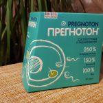 Прегнотон при планировании беременности – инструкция