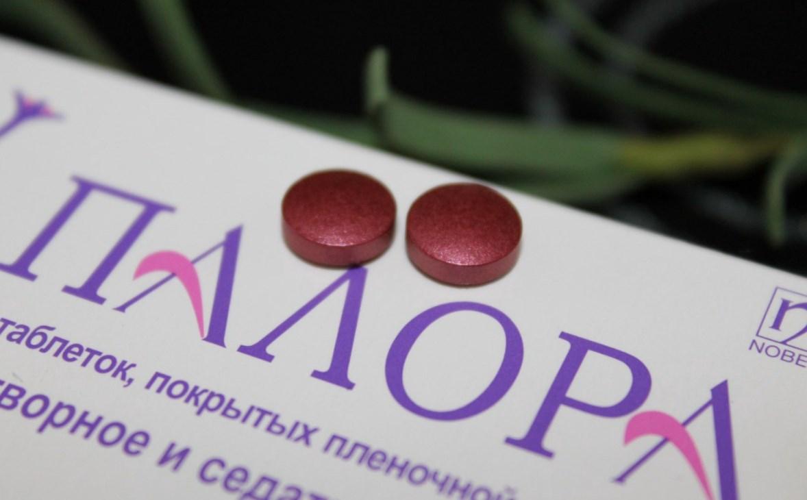 Таблетки палора