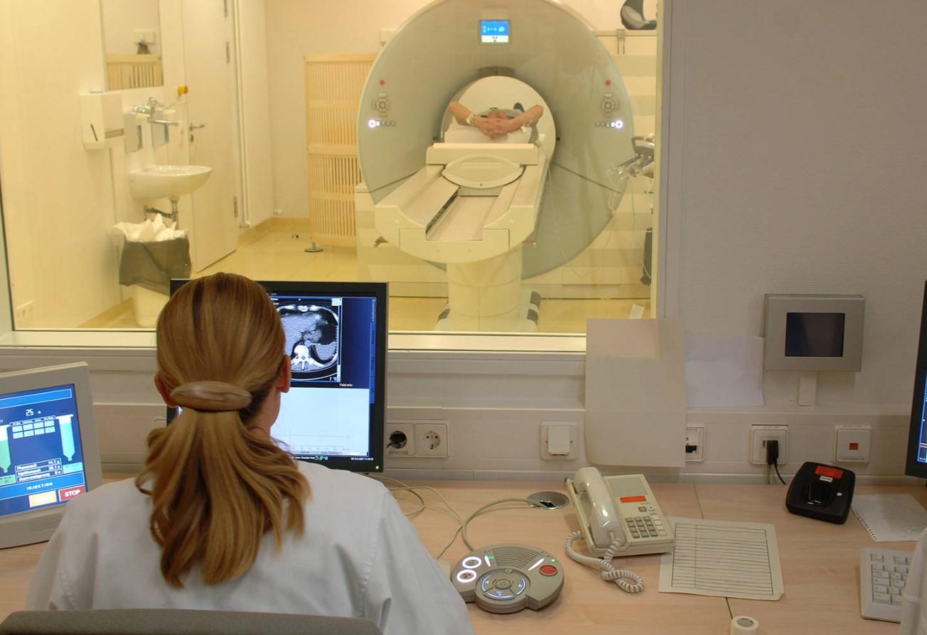 МРТ горла и гортани