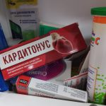 Кардитонус – инструкция по применению препарата от гипертонии