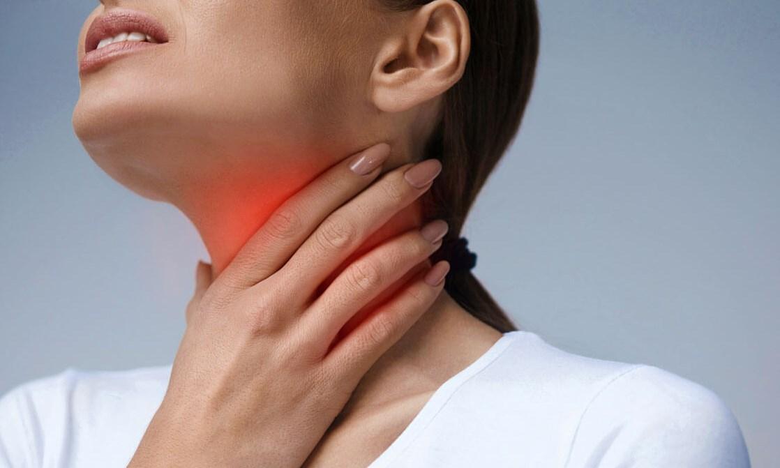 Ларингит горло