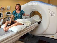 МРТ маточный труб