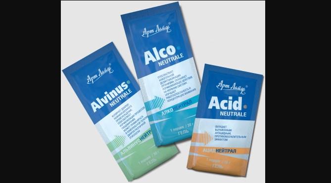 Алконейтрал пакетик