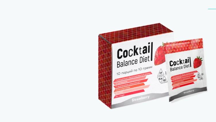 Препарат Balance Diet
