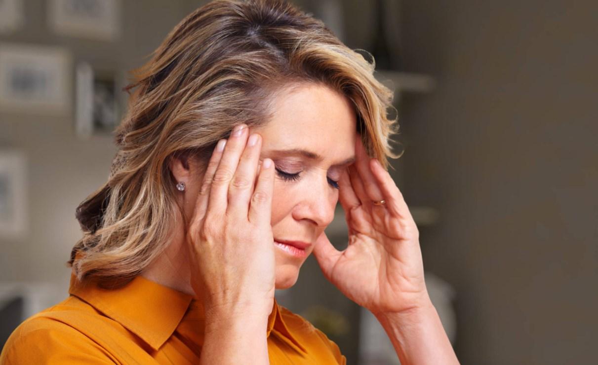 Боль мигрень