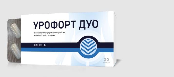 Урофорт Дуо препарат