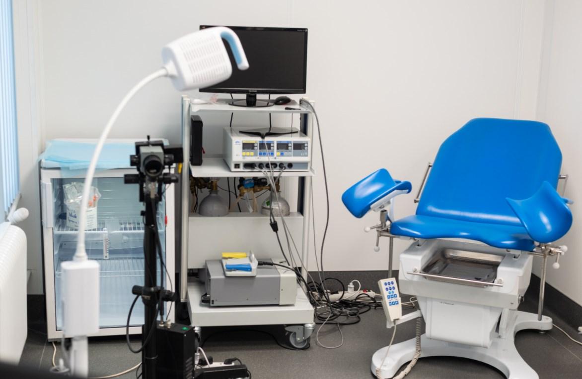 Кресло гинеколога