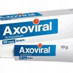 Крем Axoviral от герпеса - инструкция по применению
