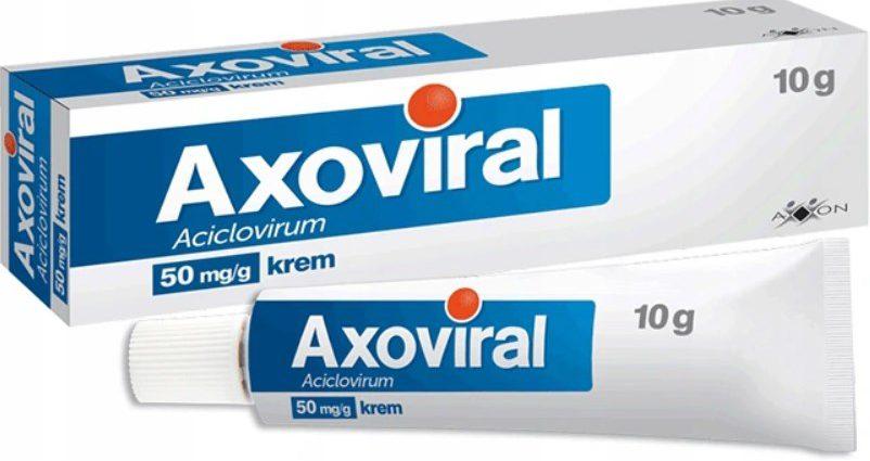 Axoviral крем от герпеса