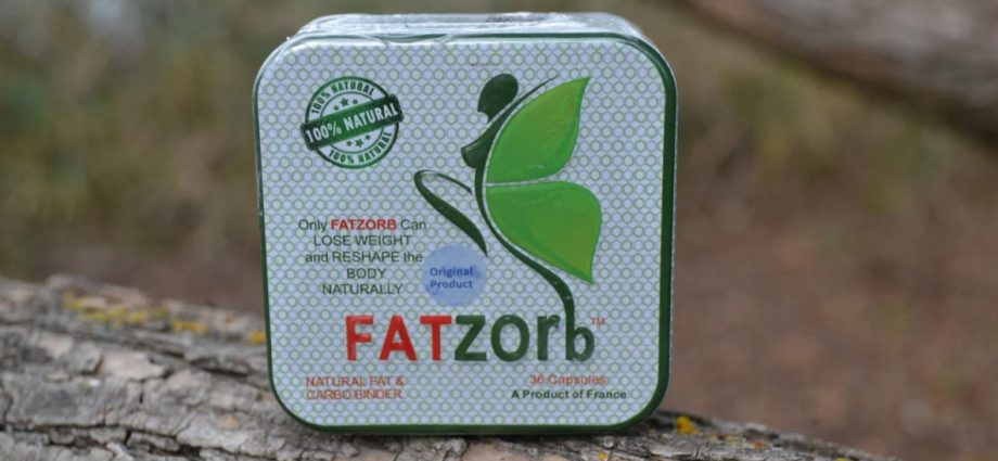 фатзорб для похудения цена купить спб