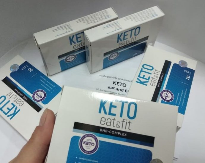 Keto Eat Fit препарат