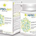 Нерво Вит – инструкция по применению препарата