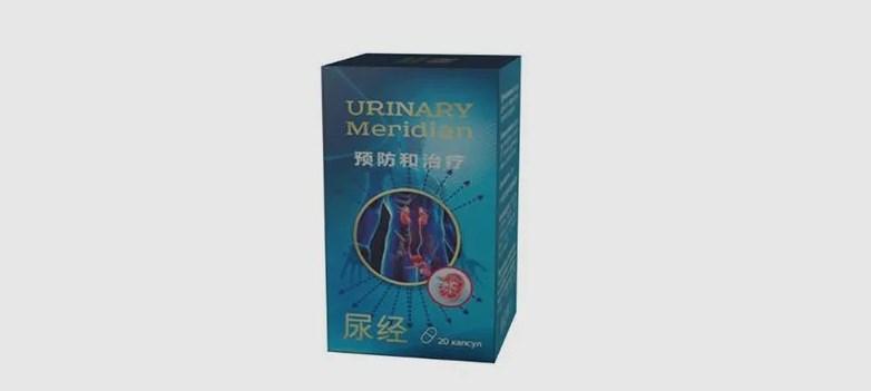 Уринари меридиан для мужчин