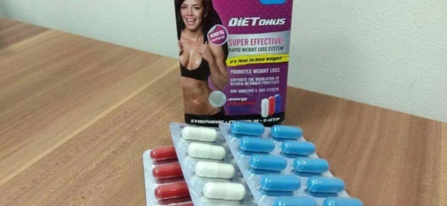 Диетонус препарат