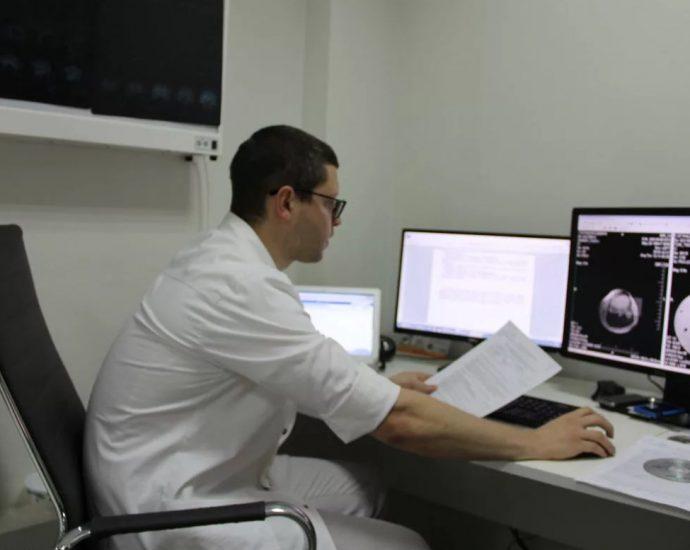 МРТ мостомозжечкового узла