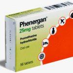 Фенерган таблетки - инструкция по применению