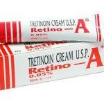 Крем RETINO-A от угрей - инструкция по применению
