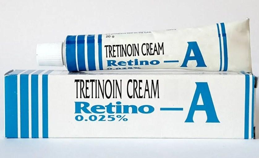 ретино а крем