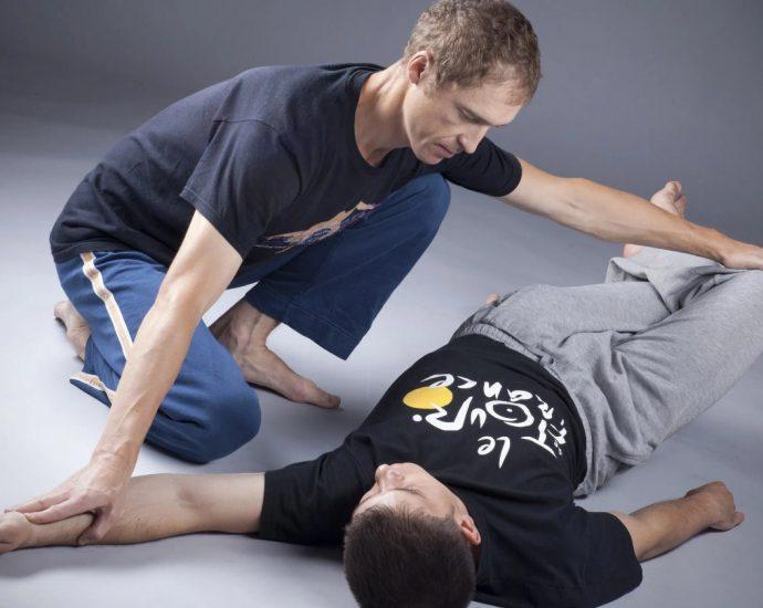 Упражнения осанка